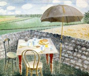 Eric-Ravilious-Tea-At-Furlongs