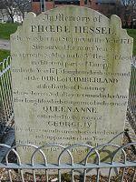 phoebe grave